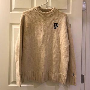 💖 Victoria Secret PINK boyfriend Sweater